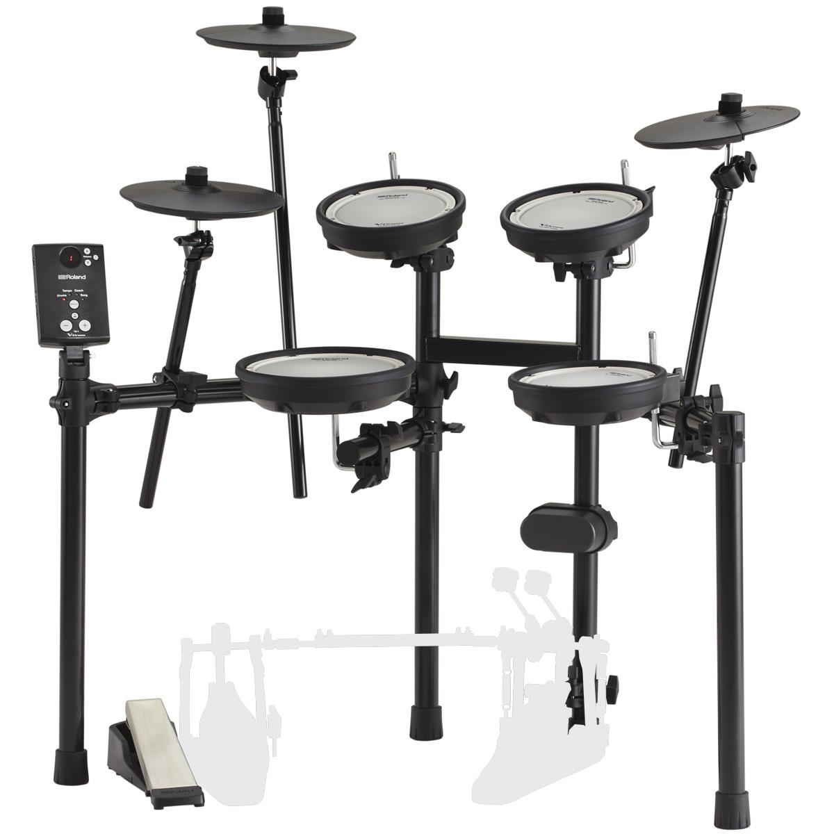 Roland / TD-1DMK ローランド 電子ドラム TD-1 Double Mesh Kit (キックペダル別売)【PNG】