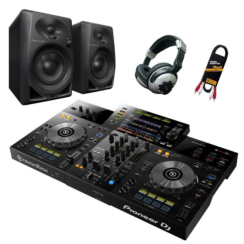 Pioneer DJ パイオニア / XDJ-RR 【Pioneerモニターセット!】 DJコントローラー【お取り寄せ商品】【PNG】