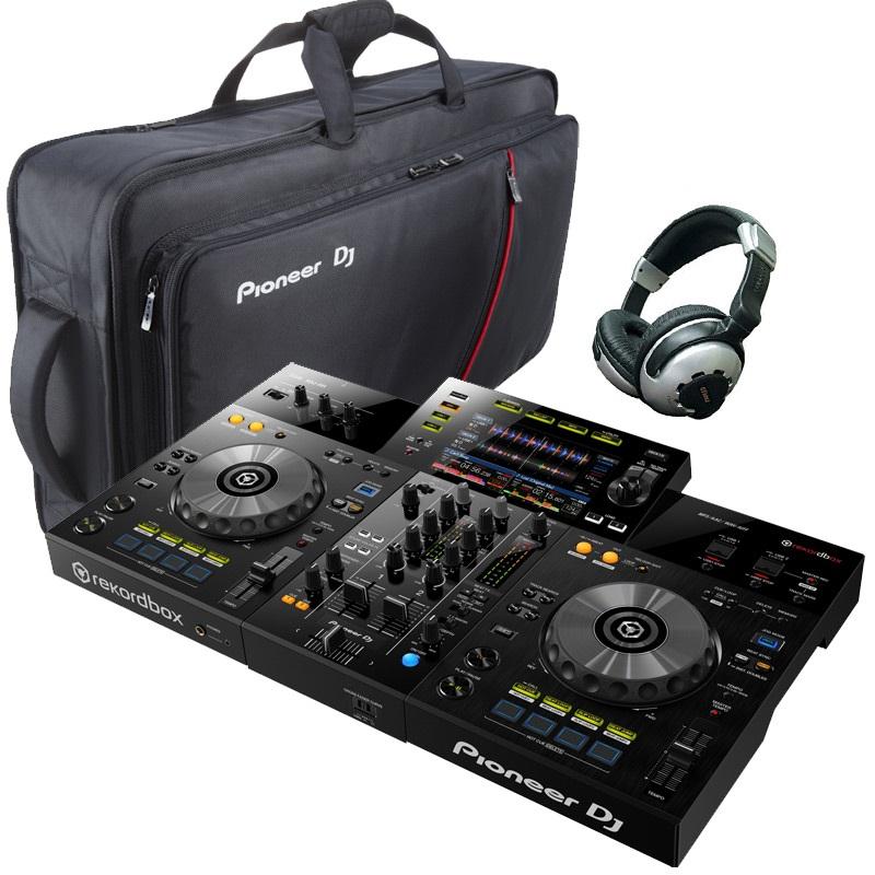 Pioneer DJ パイオニア / XDJ-RR 【純正ケースセット!】 DJコントローラー【お取り寄せ商品】《Pioneer DJ オリジナルUSB Stick case Whiteプレゼント:811168000》