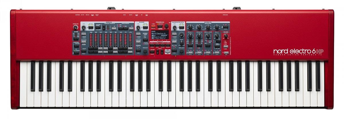 Clavia クラヴィア / nord electro 6 HP 73鍵盤ノードエレクトロ【YRK】