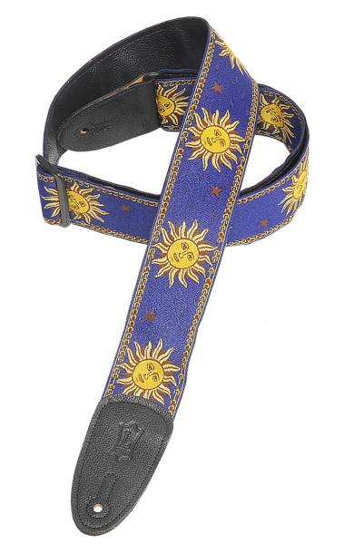 Levy's レビース / Jacquard Weave Strap MPJG-SUN-Blue / Sun Design