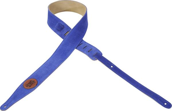 Levy's レビース / Suede Leather Strap MS217-Royal Blue