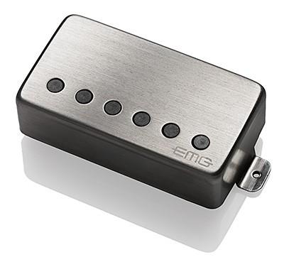 EMG / Electric Guitar Pickup EMG 57 Black Chrome リア用【WEBSHOP】 《お取り寄せ商品/納期別途ご案内》