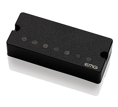 EMG イーエムジー / Electric Guitar Pickup EMG 57-7 Black 7弦用【お取り寄せ商品】【WEBSHOP】