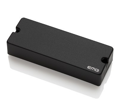 EMG / Electric Guitar Pickup EMG 60-8 Black 8弦用【WEBSHOP】 《お取り寄せ商品/納期別途ご案内》
