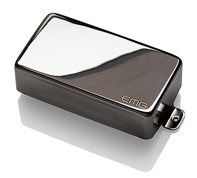 EMG / Electric Guitar Pickup EMG 60A Black Chrome【WEBSHOP】 《お取り寄せ商品/納期別途ご案内》