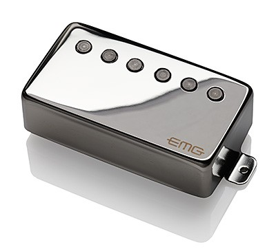 EMG / Electric Guitar Pickup EMG 66 Chrome フロント用【WEBSHOP】 《お取り寄せ商品/納期別途ご案内》