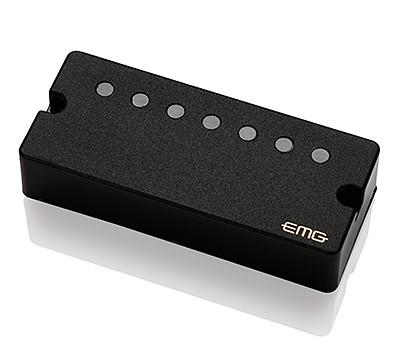 EMG / Electric Guitar Pickup EMG 66-7 Black 7弦フロント用【WEBSHOP】 《お取り寄せ商品/納期別途ご案内》