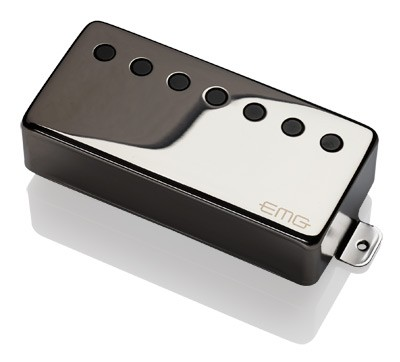 EMG イーエムジー / Electric Guitar Pickup EMG 66-7H Chrome 7弦フロント用【お取り寄せ商品】【WEBSHOP】