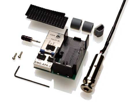EMG / Buffer Preamp EMG APA-2【WEBSHOP】 《お取り寄せ商品/納期別途ご案内》