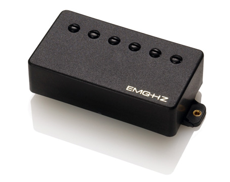 EMG イーエムジー / Electric Guitar Pickup EMG FH2A Black【お取り寄せ商品】