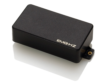 EMG イーエムジー / Electric Guitar Pickup EMG H3 Black【お取り寄せ商品】