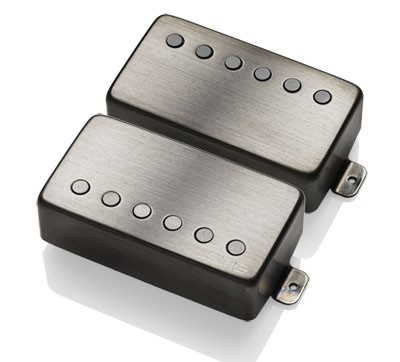 EMG イーエムジー / Electric Guitar Pickup EMG James Hetfield SET Brushed Black Chrome【お取り寄せ商品】