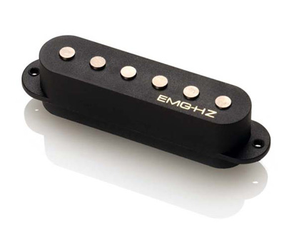 EMG イーエムジー / Electric Guitar Pickup EMG S1 Black【お取り寄せ商品】