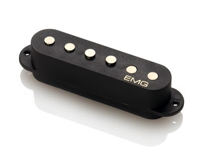 EMG / Electric Guitar Pickup EMG SV Black【WEBSHOP】 《お取り寄せ商品/納期別途ご案内》