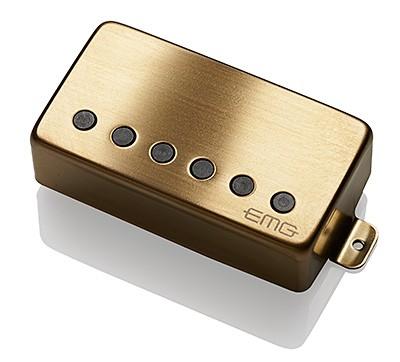 EMG / Electric Guitar Pickup EMG 57 Brushed Gold リア用【WEBSHOP】 《お取り寄せ商品/納期別途ご案内》