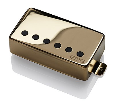 EMG / Electric Guitar Pickup EMG 57 Gold リア用【WEBSHOP】 《お取り寄せ商品/納期別途ご案内》
