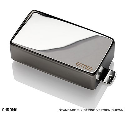 EMG イーエムジー / Electric Guitar Pickup EMG 60X Chrome【お取り寄せ商品】【WEBSHOP】