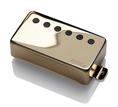 EMG / Electric Guitar Pickup EMG 66 Gold フロント用【WEBSHOP】 《お取り寄せ商品/納期別途ご案内》
