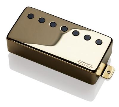 EMG / Electric Guitar Pickup EMG 66-7H Gold 7弦フロント用【WEBSHOP】 《お取り寄せ商品/納期別途ご案内》