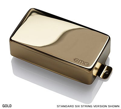 EMG イーエムジー / Electric Guitar Pickup EMG 81X Gold 【WEBSHOP】