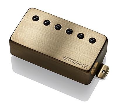 EMG / Electric Guitar Pickup EMG H1 Brushed Gold フロント用【WEBSHOP】 《お取り寄せ商品/納期別途ご案内》