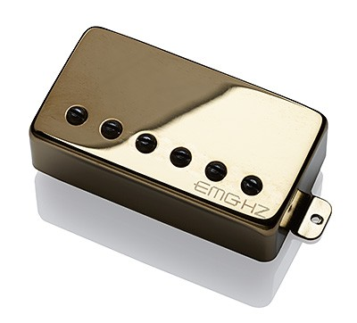 EMG / Electric Guitar Pickup EMG H1 Gold リア用【WEBSHOP】 《お取り寄せ商品/納期別途ご案内》
