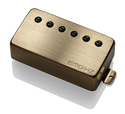 EMG / Electric Guitar Pickup EMG H1A Brushed Gold フロント用【WEBSHOP】 《お取り寄せ商品/納期別途ご案内》