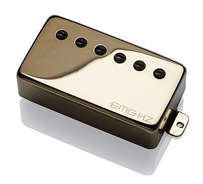 EMG / Electric Guitar Pickup EMG H1A Gold フロント用【WEBSHOP】 《お取り寄せ商品/納期別途ご案内》