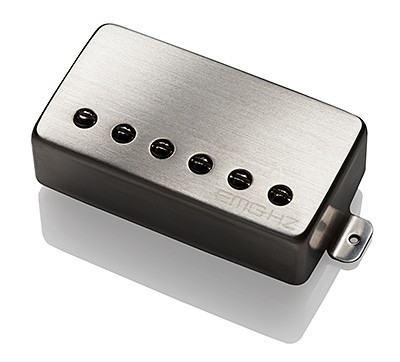 EMG / Electric Guitar Pickup EMG H2 Brushed Chrome リア用【WEBSHOP】 《お取り寄せ商品/納期別途ご案内》