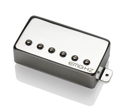 EMG / Electric Guitar Pickup EMG H2 Chrome リア用【WEBSHOP】 《お取り寄せ商品/納期別途ご案内》