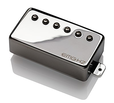EMG / Electric Guitar Pickup EMG H2 Chrome フロント用【WEBSHOP】 《お取り寄せ商品/納期別途ご案内》
