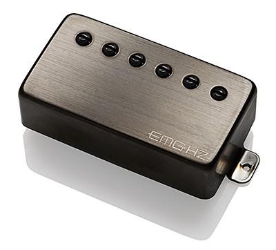 EMG / Electric Guitar Pickup EMG H2A Brushed Black Chrome フロント用【WEBSHOP】 《お取り寄せ商品/納期別途ご案内》