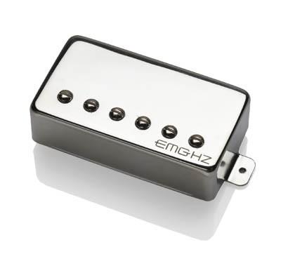 EMG / Electric Guitar Pickup EMG H2A Chrome リア用【WEBSHOP】 《お取り寄せ商品/納期別途ご案内》