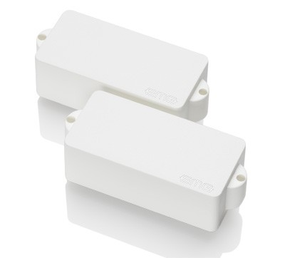 EMG / Electric Bass Pickup EMG P5 White 5弦ベース用【WEBSHOP】 《お取り寄せ商品/納期別途ご案内》