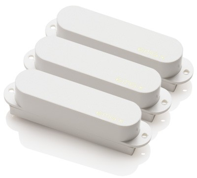 EMG イーエムジー / Electric Guitar Pickup EMG SLVX SET White【お取り寄せ商品】