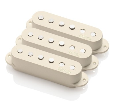 EMG イーエムジー / Electric Guitar Pickup EMG SV SET Ivory【お取り寄せ商品】