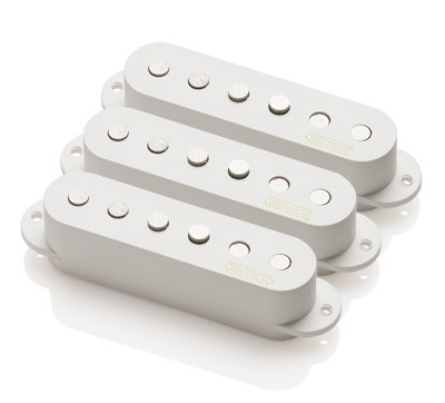 EMG イーエムジー / Electric Guitar Pickup EMG SV SET White【お取り寄せ商品】