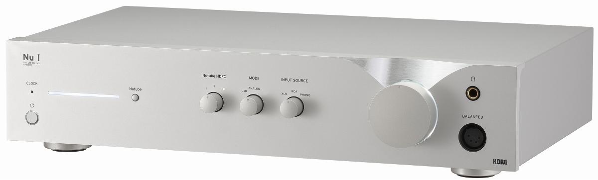 KORG コルグ / NU-1 USB DAC / ADC【お取り寄せ商品】【YRK】