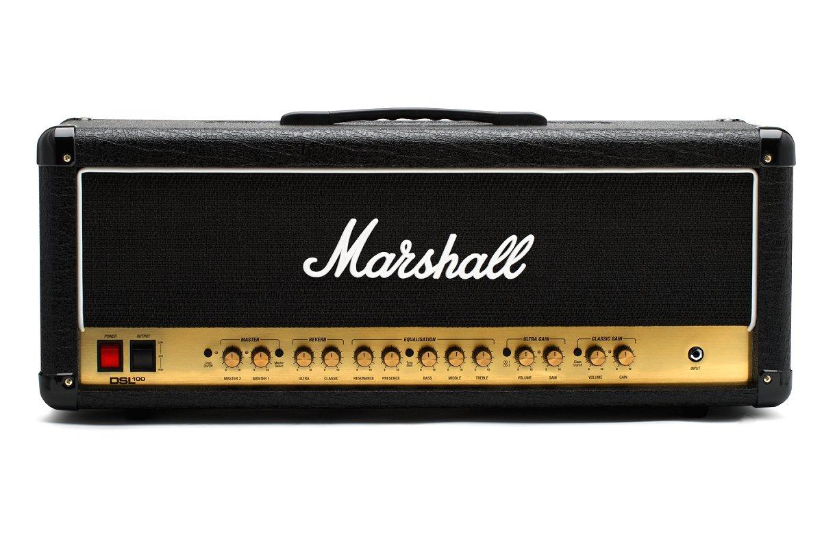 【タイムセール:17日12時まで】Marshall / DSL100H マーシャル アンプヘッド