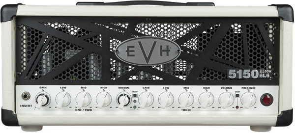 EVH / 5150 III 50W 6L6 Head Ivory イーブイエイチ ギターアンプ ヘッド