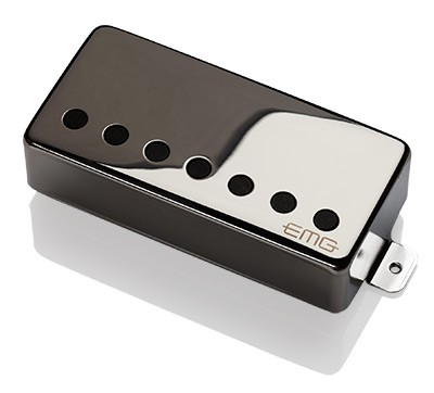 EMG / Electric Guitar Pickup EMG 57-7H Chrome 7弦リア用【WEBSHOP】 《お取り寄せ商品/納期別途ご案内》