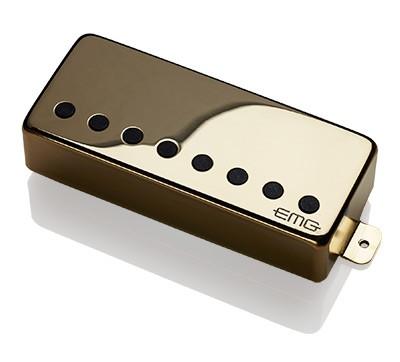 EMG イーエムジー / Electric Guitar Pickup EMG 57-8H Gold 8弦リア用【お取り寄せ商品】【WEBSHOP】