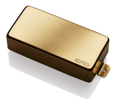 EMG / Electric Guitar Pickup EMG 60-7XH Brushed Gold 7弦用【WEBSHOP】 《お取り寄せ商品/納期別途ご案内》