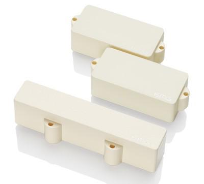 EMG / Electric Bass Pickup EMG P5J SET Ivory 5弦ベース用【WEBSHOP】 《お取り寄せ商品/納期別途ご案内》
