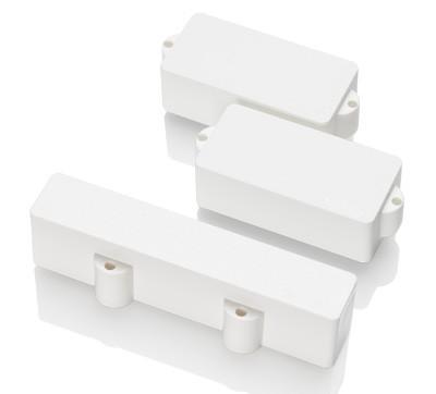 EMG イーエムジー / Electric Bass Pickup EMG P5J SET White 5弦ベース用【お取り寄せ商品】【WEBSHOP】