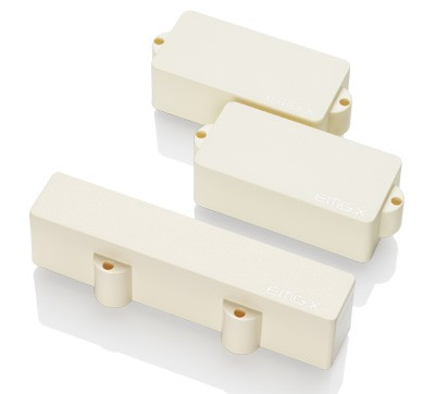 EMG イーエムジー / Electric Bass Pickup EMG PJX SET Ivory【お取り寄せ商品】【WEBSHOP】