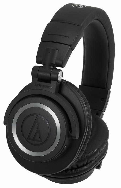audio-technica オーディオテクニカ / ATH-M50xBT ワイヤレスヘッドフォン【お取り寄せ商品】