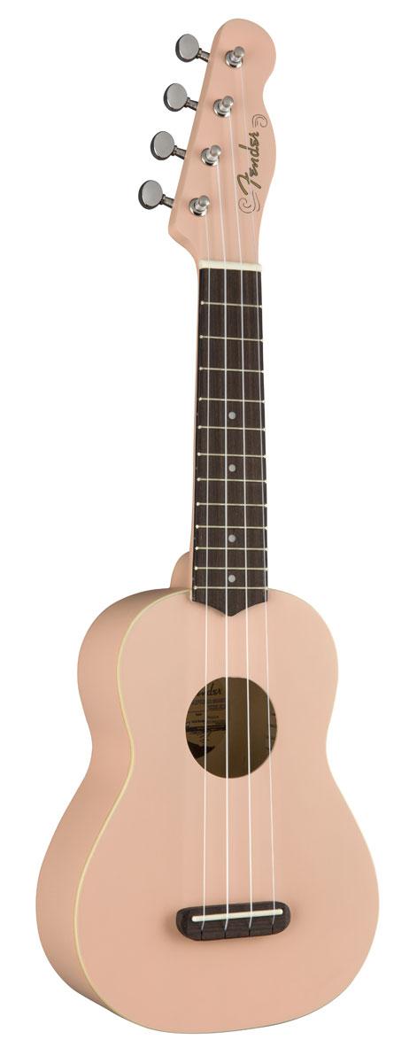 2019人気の FENDER Acoustic/ Venice Soprano Ukulele Soprano/ Shell Pink FENDER フェンダー ソプラノ ウクレレ【お取り寄せ商品】, 上石津町:0ab7f24a --- moynihancurran.com