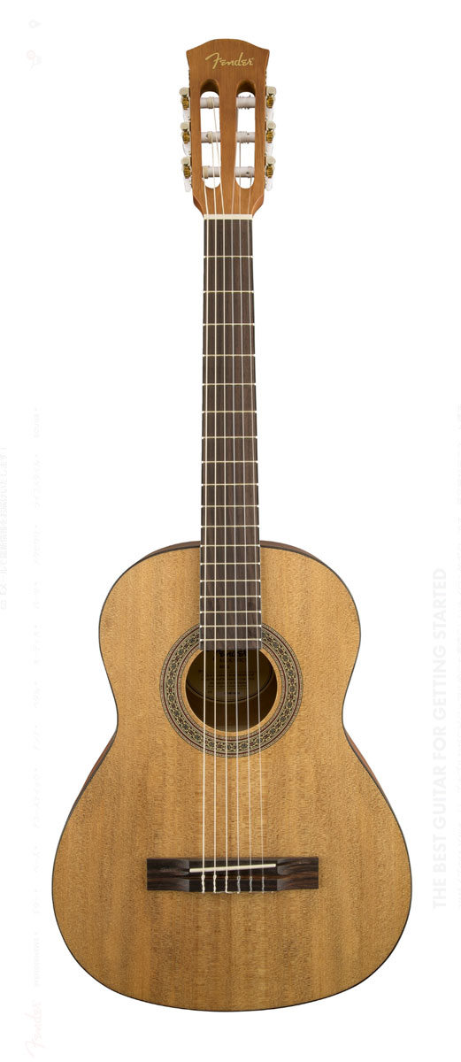 FENDER Acoustic / FA-15N 3/4 Nylon Natural フェンダー クラシックギター FA15N 【お取り寄せ商品】